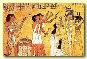 pitture egizie