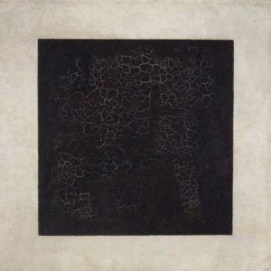 Il quadrato nero di Malevic