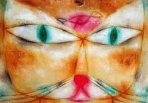 gatto-e-uccello-paul-klee