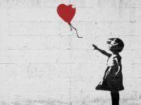 bambina con palloncino, Banksy