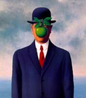La grande guerra, René Magritte